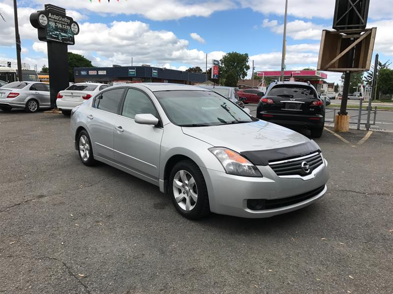 Nissan Altima 2008 2.5 SL-CUIR-TOIT-MAGS-AUTOMATIC #3779