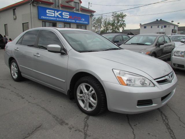 Honda Accord 2007 SE #SKS-3769-