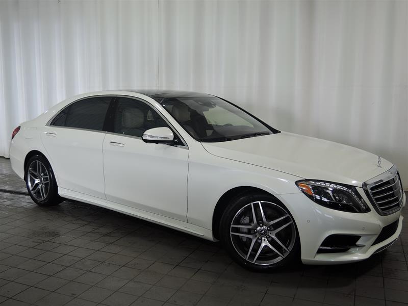 Mercedes-Benz S550 2017 4MATIC Sedan (LWB) *** RABAIS $17000*** #17-0548