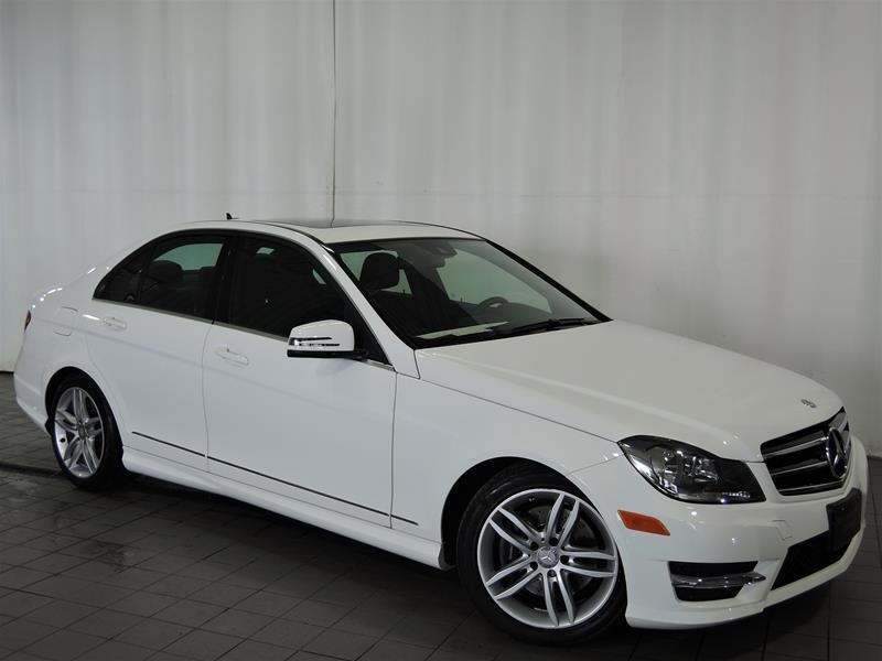 Mercedes-Benz C300 2014 4MATIC Sedan *NAVIGATION* #U17-171