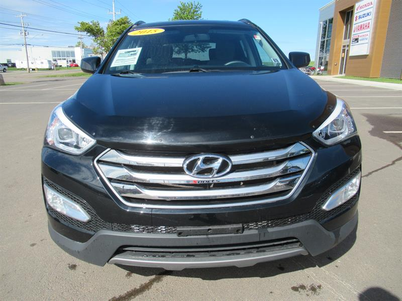 2015 hyundai santa fe sport fwd heated seats bluetooth used for sale in charlottetown at. Black Bedroom Furniture Sets. Home Design Ideas