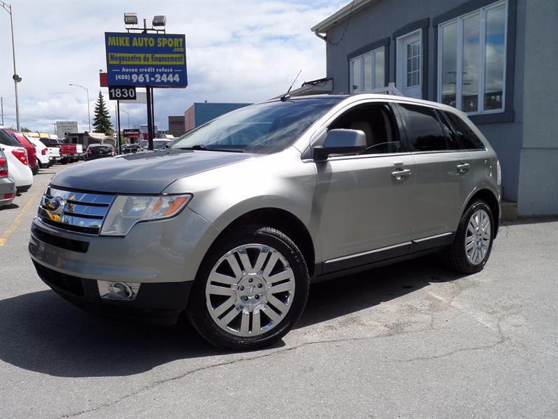 Ford EDGE 2008 Limited AWD #17-091A