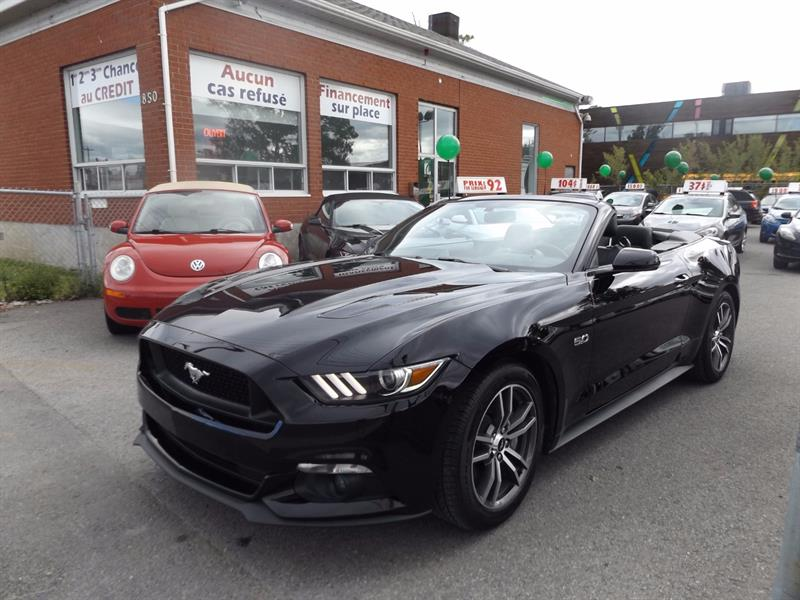 Ford Mustang 2016 2dr Conv GT Premium #1683-05