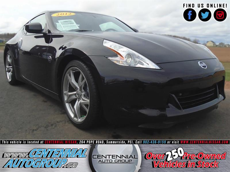 2012 Nissan 370Z Coupe #SP17-001