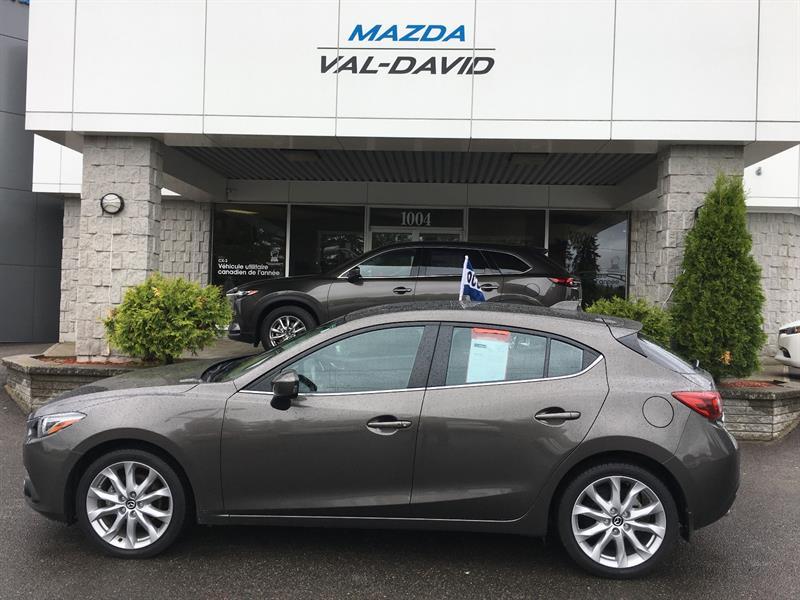 Mazda MAZDA3 2014 4dr HB Sport Auto GT-SKY #b1456