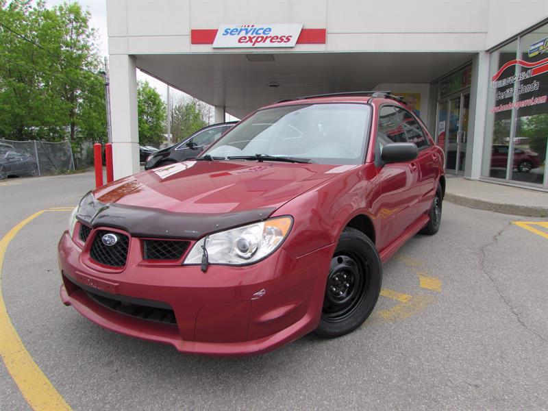 Subaru Impreza 2007 5dr Wgn Man 2.5i #317674-1
