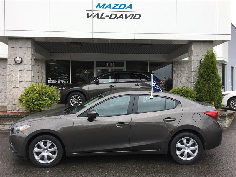 Mazda MAZDA3 2014 4dr Sdn GX-SKY #B1457
