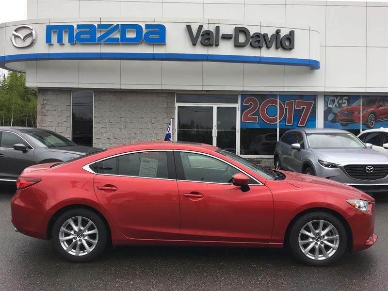 Mazda MAZDA6 2014 4dr Sdn 2.5L GS-L #16589A