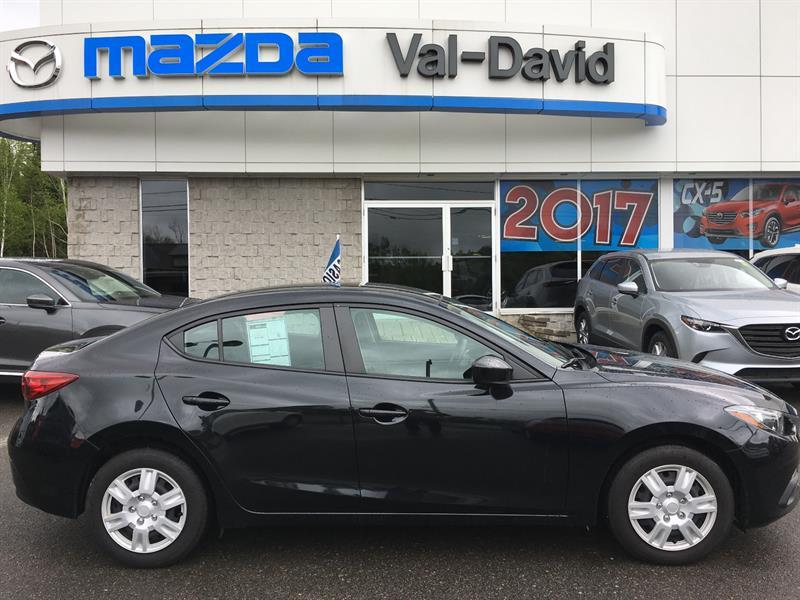 Mazda MAZDA3 2015 4dr Sdn GX #B1433