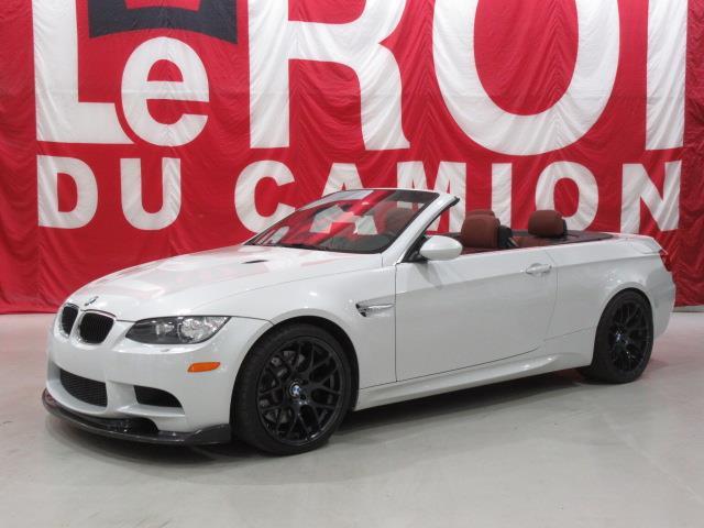 BMW M3 2012 CONVERTIBLE V8 SMG #AM522
