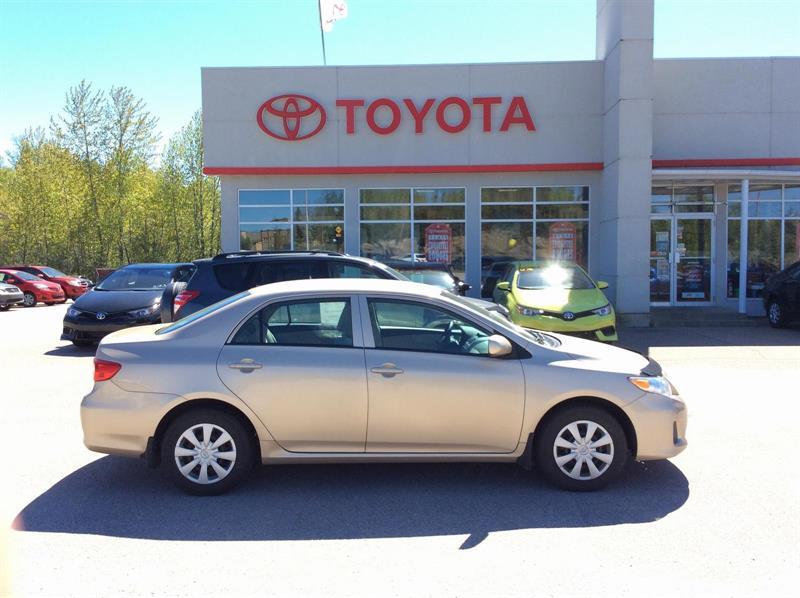 Toyota Corolla 2013 CE Gr. CA #M304