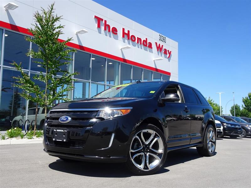 2013 Ford EDGE Sport AWD #17-210A