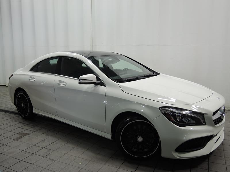 Mercedes-Benz CLA250 2018 4MATIC Coupe #18-0015