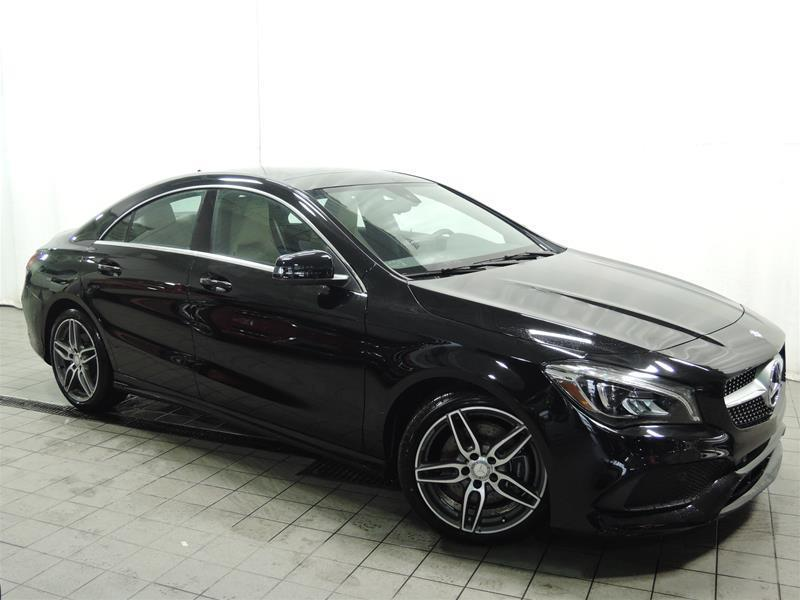 Mercedes-Benz CLA250 2018 4MATIC Coupe #18-0019