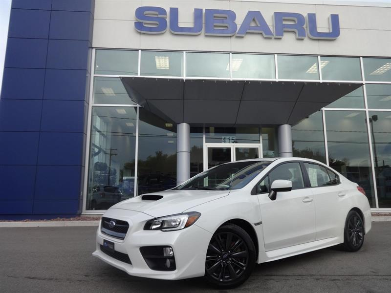 Subaru Wrx 2015 Sport Package #A1825