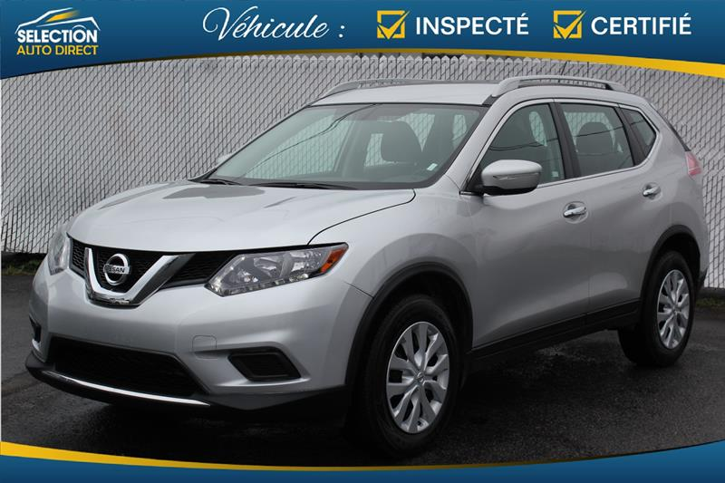 Nissan Rogue 2015 AWD 4dr #S878615