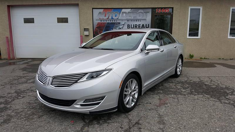 Lincoln MKZ 2013 FWD #5617