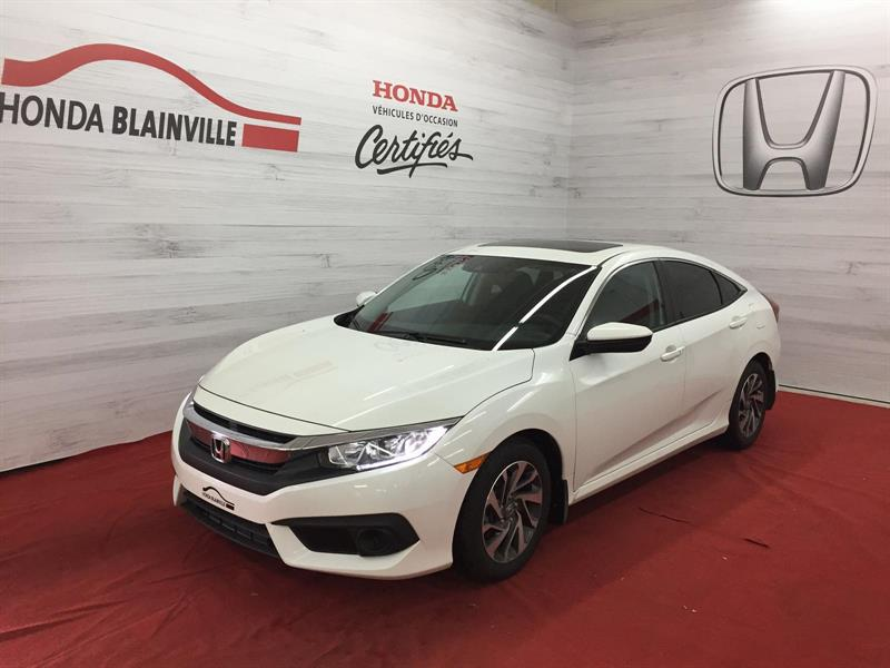 Honda Civic Sedan 2017 EX #170117