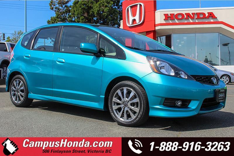 2012 Honda FIT Sport Manual #B5300