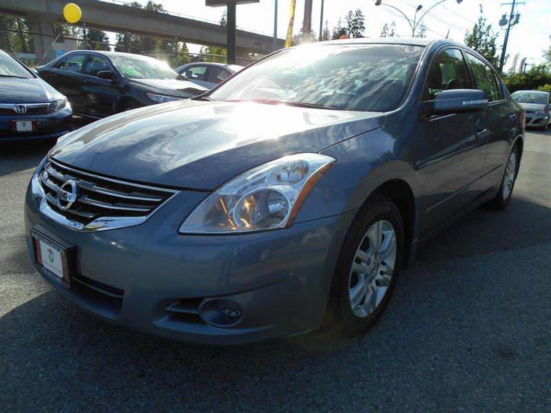2012 Nissan Altima 2.5 ROOF & LEATHER #NG6288