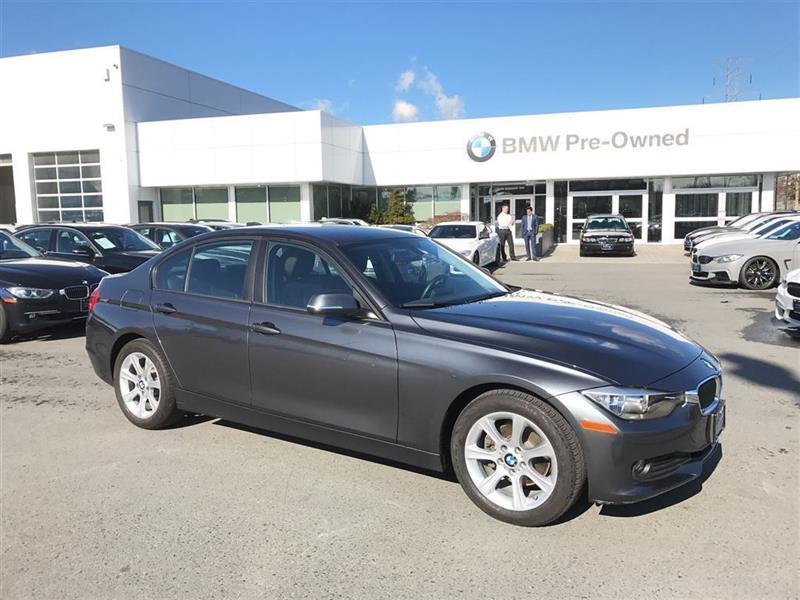 2014 BMW 3 Series Sedan 320i #BP4296