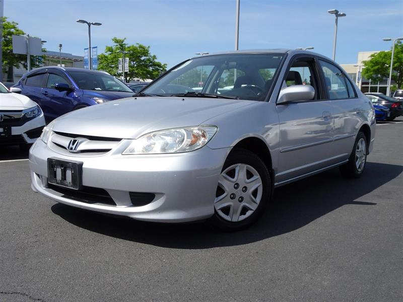 2005 Honda Civic Si! 6 Months Limited Powertrain Warranty! #LH7495A