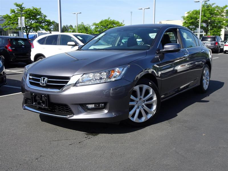 2014 Honda Accord Sedan Touring #LH7605