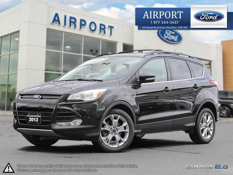 2013 Ford Escape FWD 4dr SEL #A70714