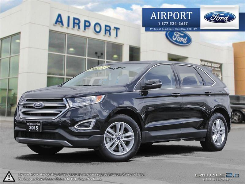 2015 Ford EDGE 4dr SEL FWD #A70746