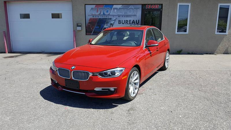 BMW 3 Series Sedan 2014 320i xDrive #5833