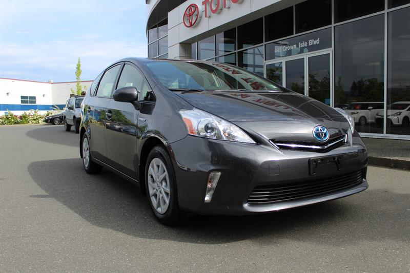 2013 Toyota Prius V 5 Door Hybrid #11164B