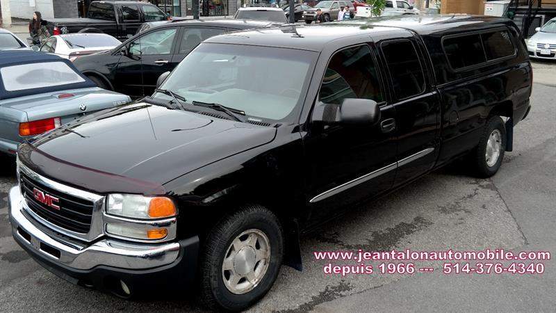 GMC Sierra 1500 2004 EXTRA CAB  #GM04NO