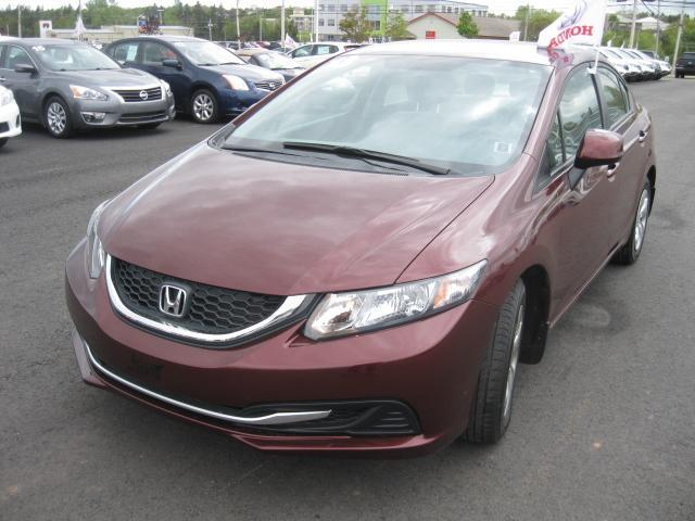 2013 Honda Civic Sedan LX #H160A