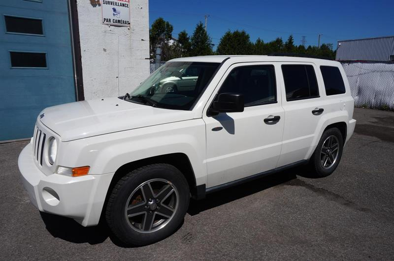 Jeep Patriot 2008 Sport NEGOCIABLE #17-076