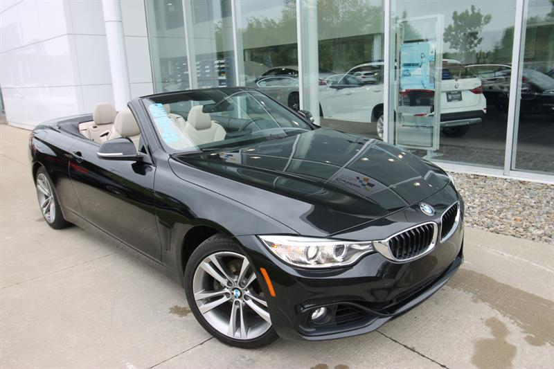 BMW 4 Series 2014 2dr Conv 428i xDrive AWD #U17-118