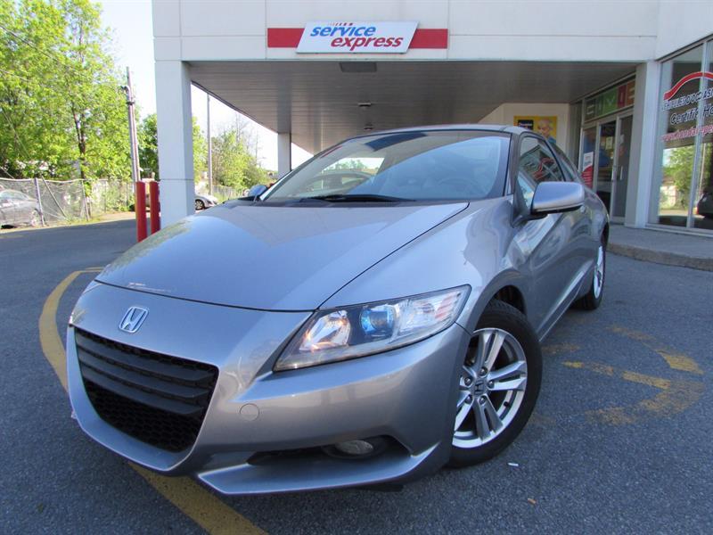 Honda CR-Z 2011 3dr Cpe CVT HYBRIDE BLUETOOTH  #44110