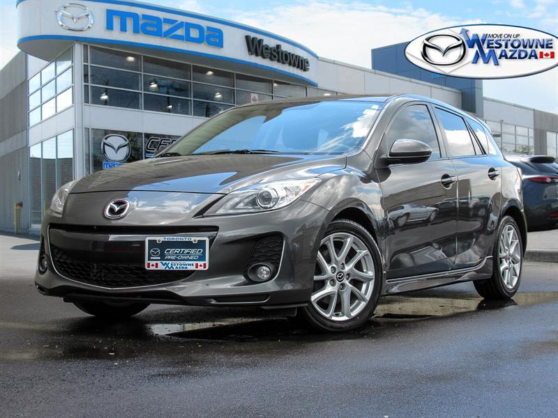 2013 Mazda 3 Mazda3 #P3732A