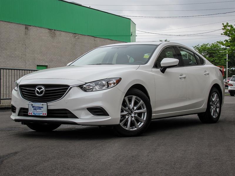 2016 Mazda 6 Mazda6 #13574