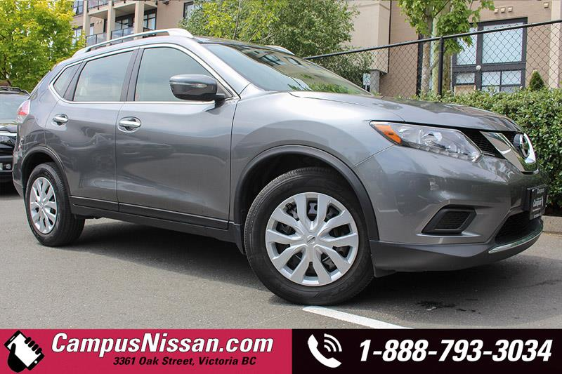 2015 Nissan Rogue S FWD BackUp Cam #7-T511A