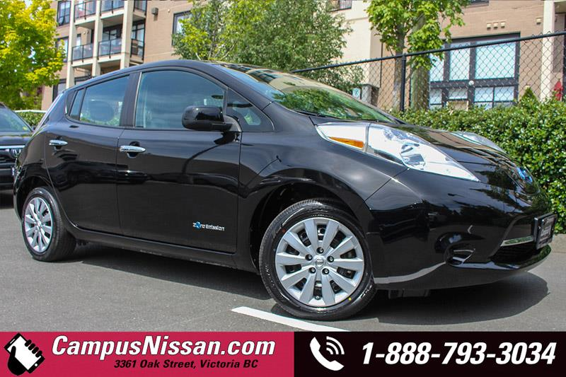 2015 Nissan Leaf S QUICK CHARGE #JN2568