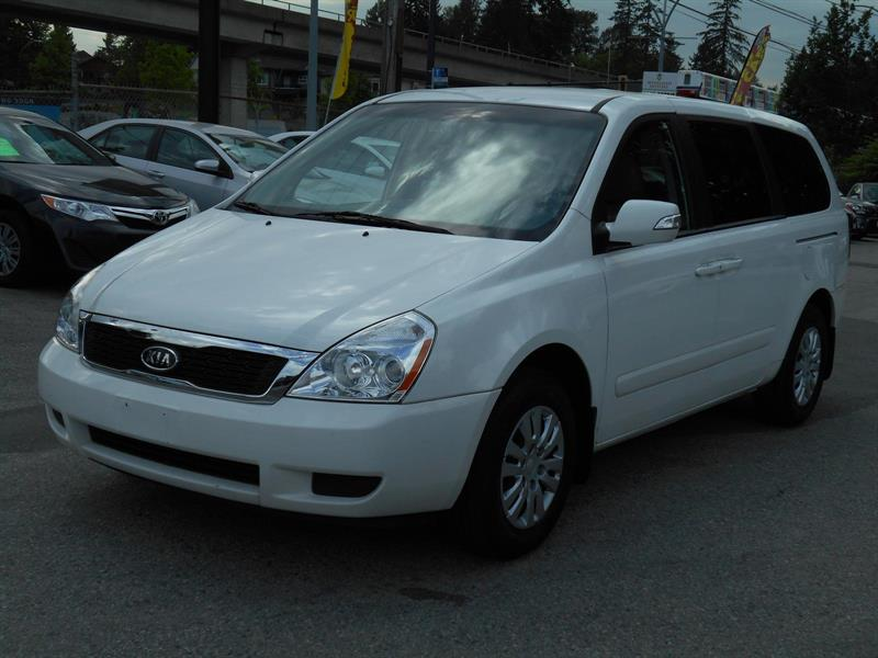 2012 Kia Sedona LX Convenience #WC1843