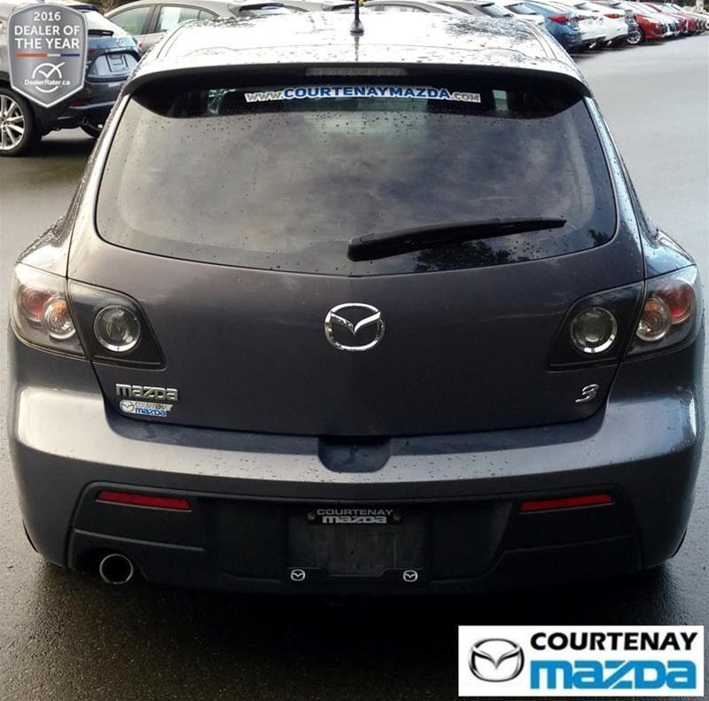 2009 mazda mazda3 gt 5sp used for sale in courtenay at. Black Bedroom Furniture Sets. Home Design Ideas