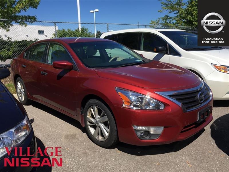 2013 Nissan Altima 2.5 SV #70657A