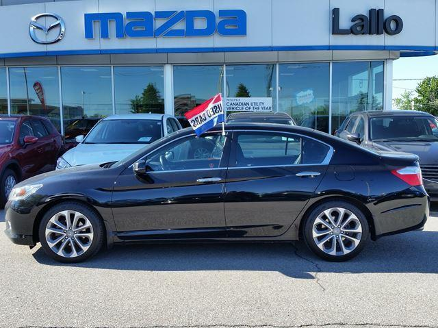 2013 Honda Accord Sedan Sport #P-2337
