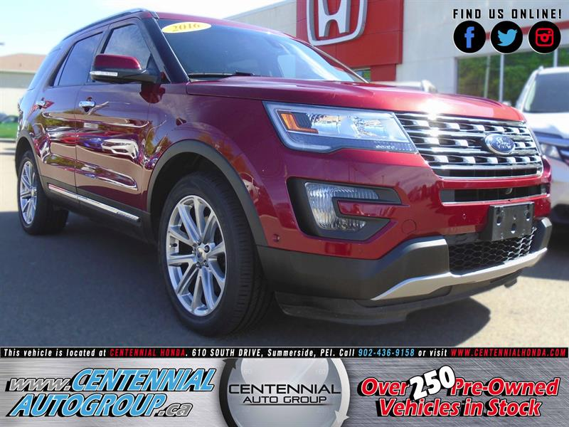 2016 Ford Explorer Limited #8556A