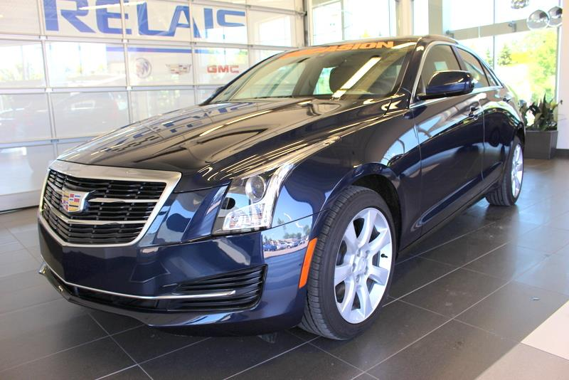 Cadillac ATS Sedan 2016 AWD 2.0 LITRES TURBO #K728269A
