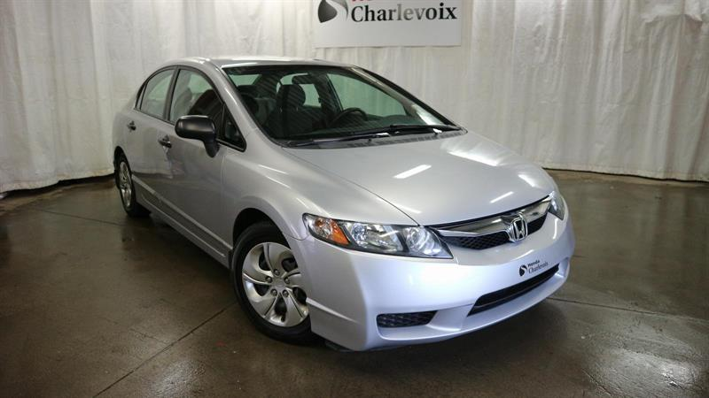 Honda Civic Sedan 2010 DX #C2246B