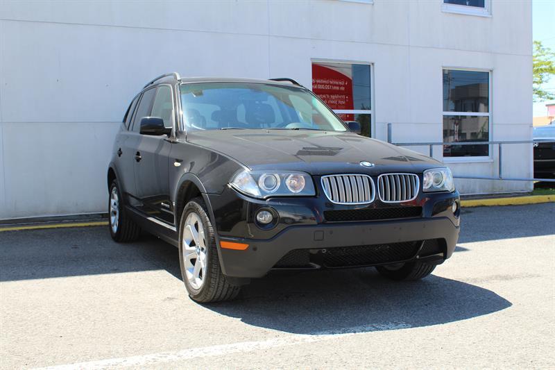 BMW X3 2009 AWD 4dr 30i #U1160A