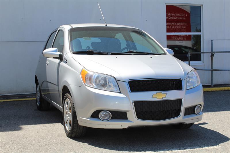 Chevrolet Aveo 2010 5dr Wgn LS #H0509a