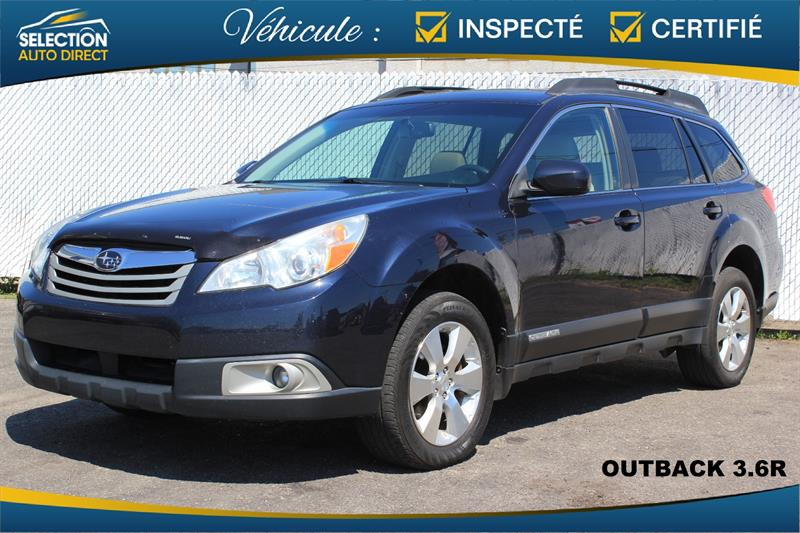 Subaru Outback 2012 4dr Wgn H6 Auto 3.6R Limited #S265890